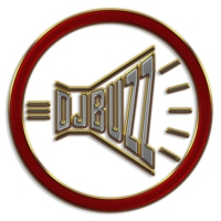 Logo of radio station DJ Buzz Radio