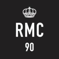 Logo of radio station RMC 90