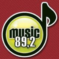 Logo of radio station Music 89.2