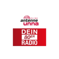Logo of radio station Antenne Unna - 80er