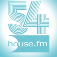 Logo of radio station 54House.fm