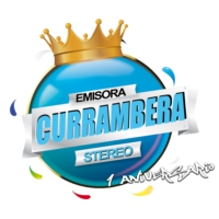 Logo of radio station CURRAMBERA STEREO