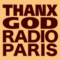 Logo of radio station THANX GOD RADIO PARIS