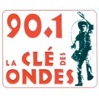 Logo of radio station La Clé Des Ondes
