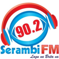 Logo of radio station Serambi FM 90.2