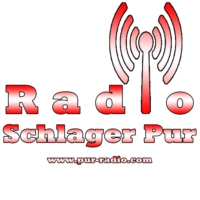 Logo of radio station Schlager Pur