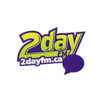 Logo of radio station 99.7 2Day FM