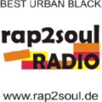 Logo of radio station Laut fm Rap2soul Radio