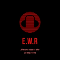 Logo of radio station Electronic Waves Radio