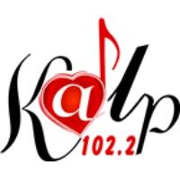 Logo de la radio Kalp FM 102.2