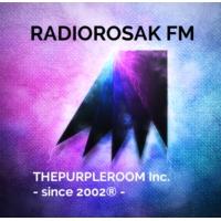 Logo of radio station RADIOROSAK