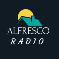 Logo of radio station Alfresco Radio