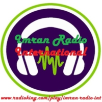 Logo of radio station Imran Radio Int'