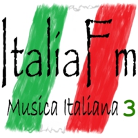 Logo of radio station ItaliaFm 3