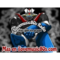 Logo of radio station ilovemusic80s Radio