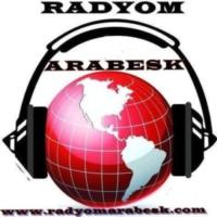 Logo of radio station Radyom Arabesk