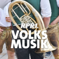 Logo of radio station RPR1. Volksmusik