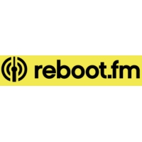 Logo of radio station Reboot FM