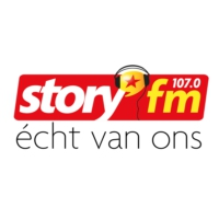 Logo of radio station Story FM