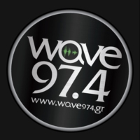Logo of radio station Wave 97.4