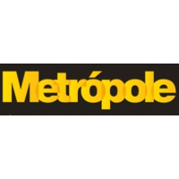 Logo of radio station Radio Metropole