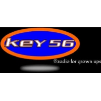 Logo of radio station Key 56
