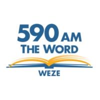 Logo of radio station WEZE The Word 590