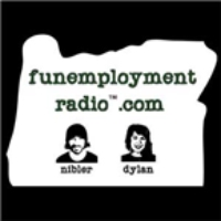 Logo of radio station Funemployment Radio