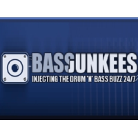 Logo de la radio Bass Junkees