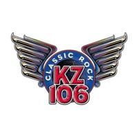 Logo of radio station WSKZ KZ106