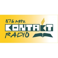 Logo of radio station Kontakt Rádió