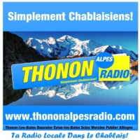 Logo of radio station Thonon Alpes Radio