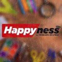 Logo de la radio Happyness Radio Oise
