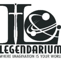 Logo of radio station Legendarium Radio