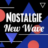Logo of radio station Nostalgie NewWave