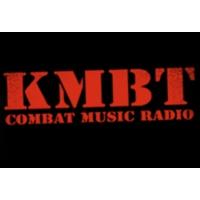 Logo of radio station KMBT
