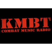 Logo of radio station KMBT