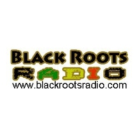 Logo of radio station Black Roots Radio