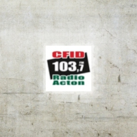 Logo of radio station CFID 103.7 FM Radio-Acton