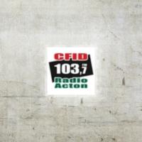 Logo de la radio CFID 103.7 FM Radio-Acton