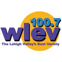 Logo of radio station WLEV 100.7