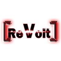 Logo de la radio ReVolt Hard Dance