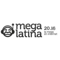 Logo of radio station Mega Latina 104.4 FM
