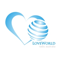 Logo of radio station LoveWorld Radio Australia
