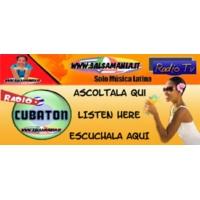 Logo de la radio Salsamania Radio Musica Cubana