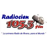 Logo of radio station Radio Cien