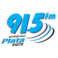 Logo of radio station Estéreo Plata