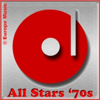Logo of radio station All Stars 70's
