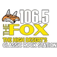 Logo of radio station KIXA The Fox