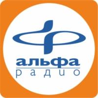 Logo of radio station Альфа Радио